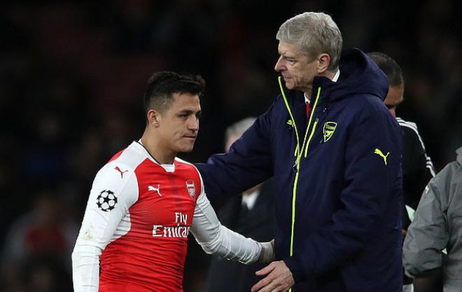 Arsenal đẩy Sanchez 60 triệu bảng sang PSG: MU & Man City hết cửa - 1