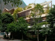 """""""Biệt thự xanh"""" tuyệt đẹp ở Hà Nội xuất hiện ấn tượng trên báo Mỹ"""