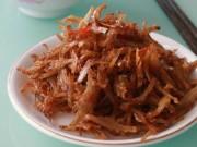 Cá khô rim chua ngọt - món ngon đưa cơm ngày mưa