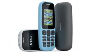 Nokia 105 siêu rẻ trình làng, giá chỉ 340.000 VNĐ