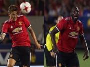 """""""Bom tấn"""" của MU - Mourinho: Lukaku mong manh, Lindelof dễ xịt"""
