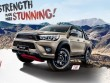 """Toyota Hilux mạnh mẽ với gói """"độ"""" TRD"""