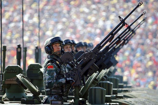 Nguy cơ xảy ra chiến tranh 2,6 tỷ người giữa TQ và Ấn Độ - 1