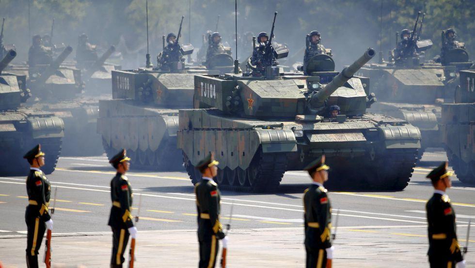 Nguy cơ xảy ra chiến tranh 2,6 tỷ người giữa TQ và Ấn Độ - 2