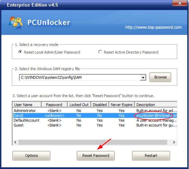 Quên mật khẩu đăng nhập Windows XP/7/8/10: Chuyện nhỏ! - 3