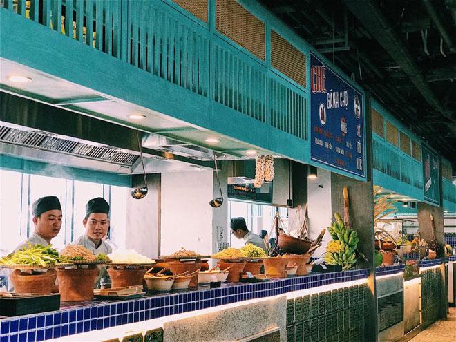 Du khách mê li chuỗi ẩm thực vừa ra mắt tại Cocobay Đà Nẵng - 1