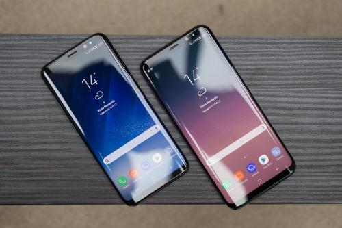 Doanh số bán Galaxy S8 cao hơn 15% so với Galaxy S7 - 1