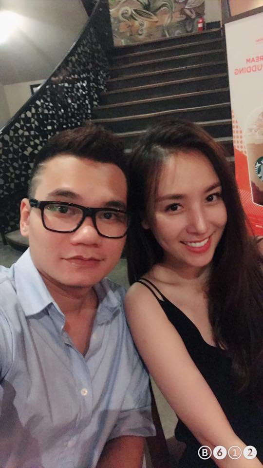 """Khắc Việt tiết lộ """"tin sốc"""" sau khi khoe bạn gái nóng bỏng - 2"""