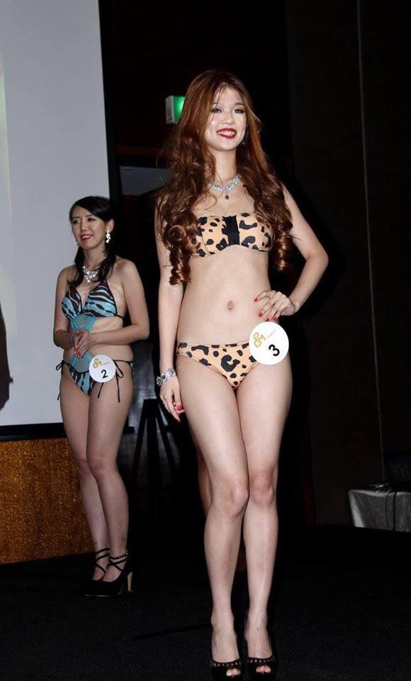 Vỡ mộng vì mặt mộc của Hoa hậu Bikini châu Á 2016 - 4