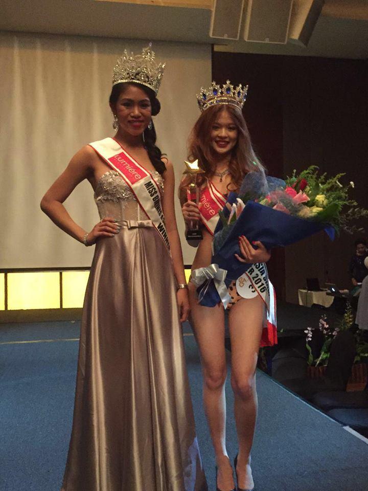 Vỡ mộng vì mặt mộc của Hoa hậu Bikini châu Á 2016 - 7