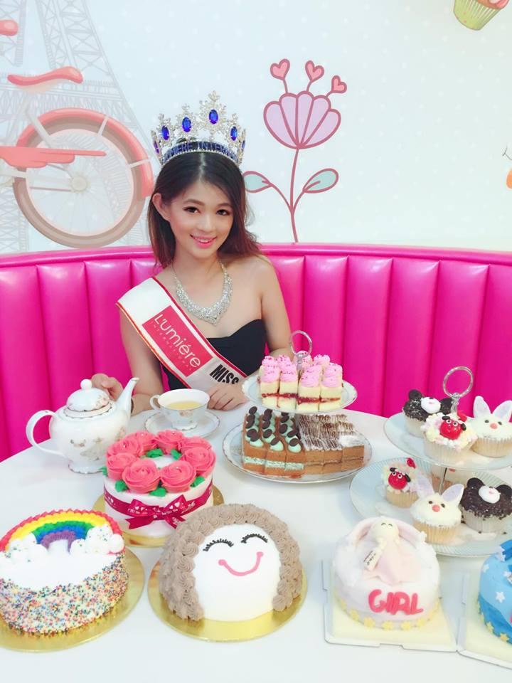 Vỡ mộng vì mặt mộc của Hoa hậu Bikini châu Á 2016 - 10