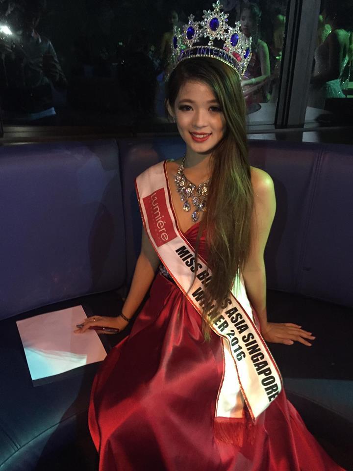 Vỡ mộng vì mặt mộc của Hoa hậu Bikini châu Á 2016 - 11