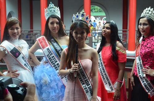 Vỡ mộng vì mặt mộc của Hoa hậu Bikini châu Á 2016 - 8