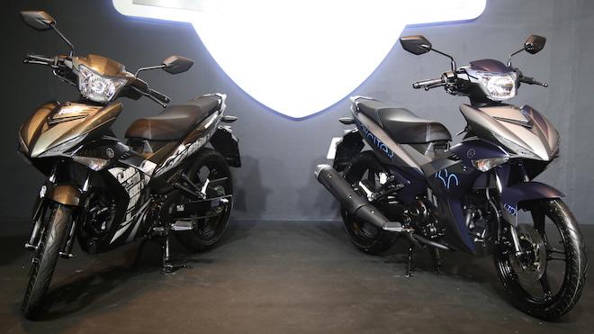 Yamaha tung 2 phiên bản giới hạn của Exciter 150 - 1