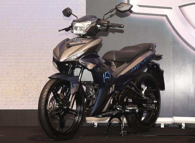 Yamaha tung 2 phiên bản giới hạn của Exciter 150 - 2