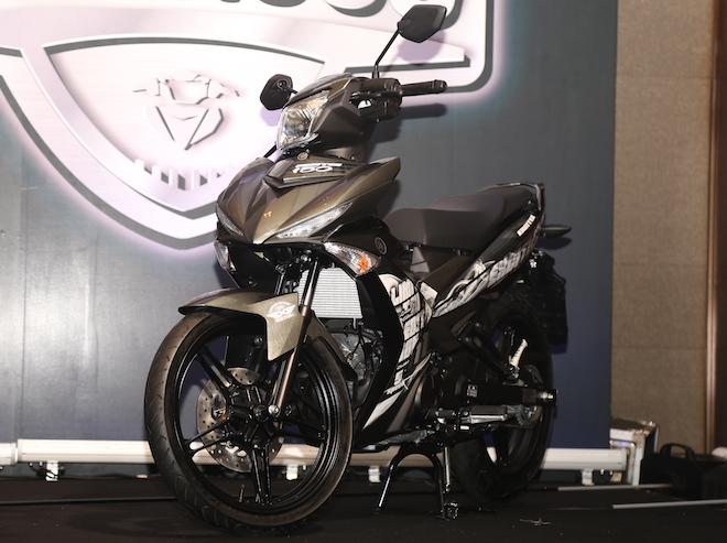 Yamaha tung 2 phiên bản giới hạn của Exciter 150 - 3