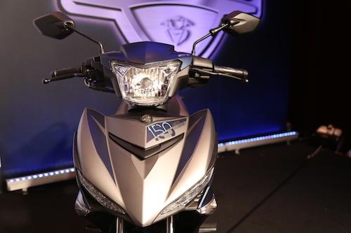 Yamaha tung 2 phiên bản giới hạn của Exciter 150 - 5