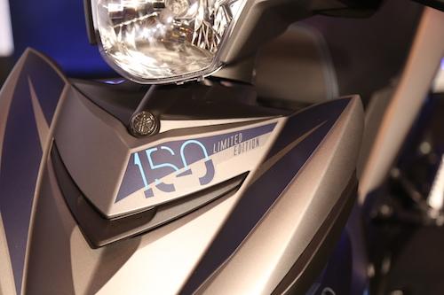 Yamaha tung 2 phiên bản giới hạn của Exciter 150 - 7