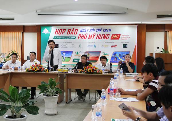 Bơi lội, đánh golf thỏa thích tại Phú Mỹ Hưng, nhận giải thưởng khủng - 1