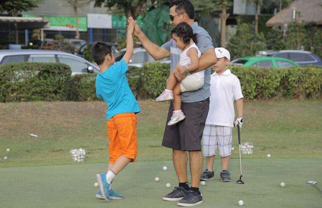 Bơi lội, đánh golf thỏa thích tại Phú Mỹ Hưng, nhận giải thưởng khủng - 2