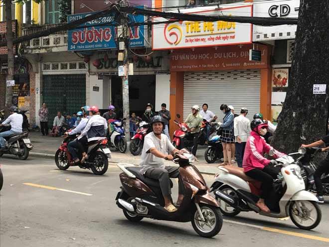 """Võ sư Vịnh Xuân """"vào hang cọp"""", Nam Huỳnh Đạo đóng cửa không tiếp - 12"""