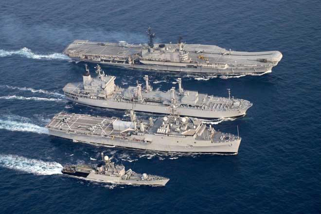 Ấn Độ có gì chống đỡ nếu TQ mở chiến tranh tổng lực? - 3