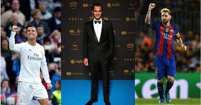Siêu nhân Federer: Ronaldo – Messi cũng không sánh bằng (Phần 2) - 2
