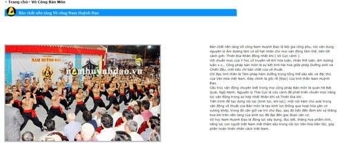 Lăng không kình: Tuyệt chiêu bí hiểm của Nam Huỳnh Đạo - 3