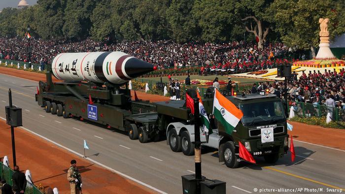 Tên lửa hạt nhân Ấn Độ có thể bắn tới bất kì nơi nào ở TQ - 1