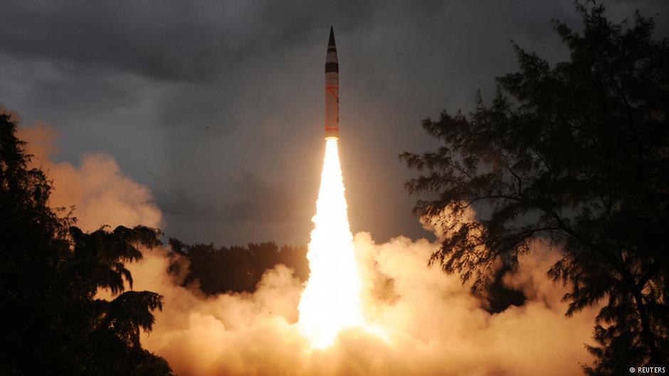 Tên lửa hạt nhân Ấn Độ có thể bắn tới bất kì nơi nào ở TQ - 2