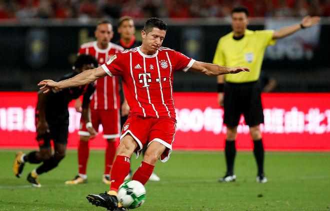 Arsenal - Bayern Munich: Người hùng phút cuối & chiến thắng bất ngờ - 1