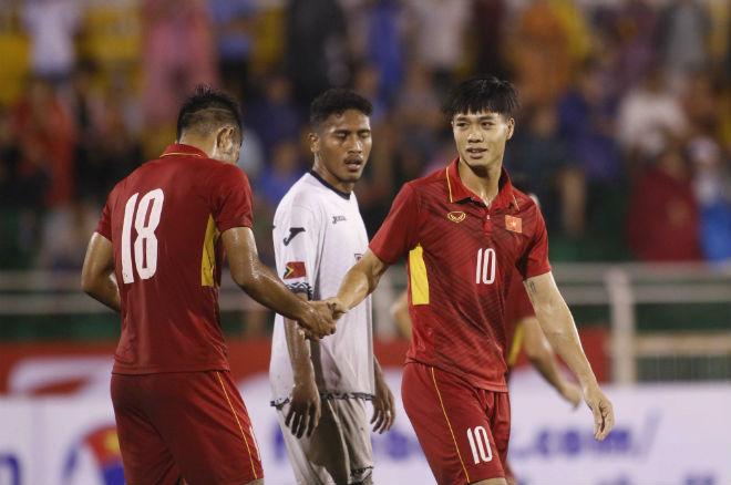 Công Phượng: U23 Việt Nam sẽ còn chơi tốt hơn - 1