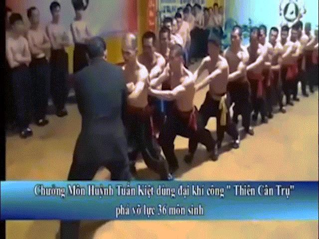 Võ Việt - võ Tàu, cao thủ đại chiến: Sao chẳng giống phim - 3