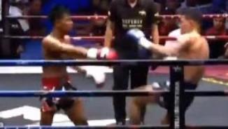 Muay Thái: Chấn động vì cú đấm 1 inch của Lý Tiểu Long
