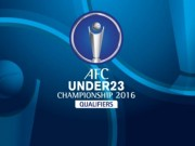 Bảng xếp hạng bóng đá vòng loại U23 châu Á 2018
