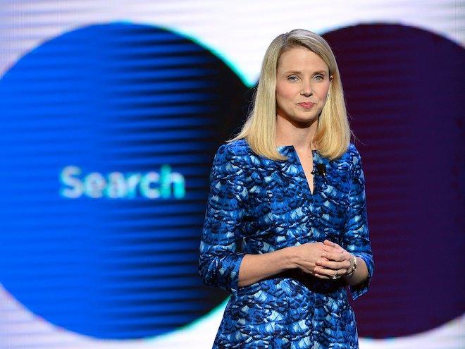 Người phụ nữ quyền lực của Yahoo! chỉ muốn làm CEO dù ở nơi đâu - 1