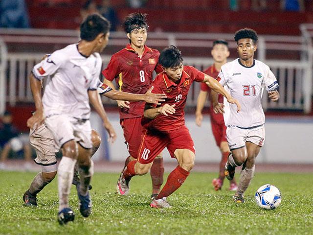 Công Phượng, Tuấn Anh bị đội bóng học sinh thua 60 bàn thách đấu - 4