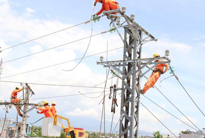 Giá điện chỉ được tăng mức thấp nhất - 1