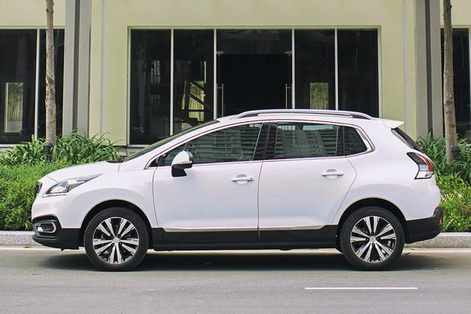Peugeot 3008 bản nâng cấp về Việt Nam giá 1,11 tỷ đồng - 2