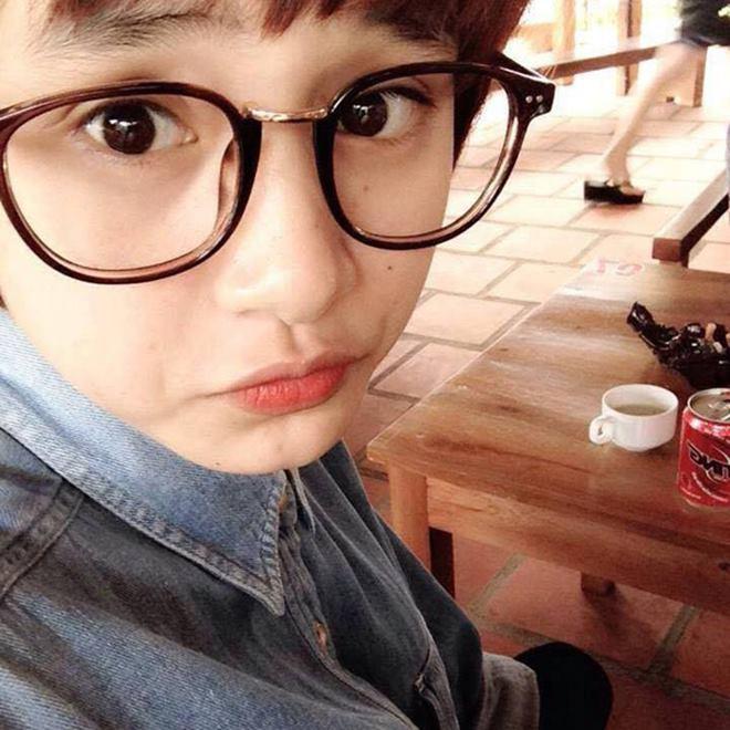 Giật mình với nhan sắc ngày xưa của bạn gái cũ Soobin Hoàng Sơn - 3