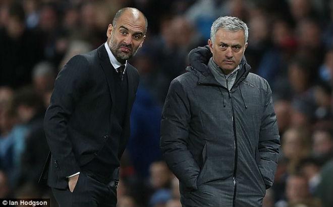 """MU đấu Man City: Mourinho """"ngọt nhạt"""" với Pep, """"chiến"""" sếp MU - 1"""