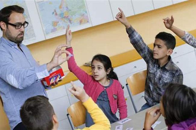 Kỳ lạ ngôi trường không thời khóa biểu, không điểm số tại Đức - 2
