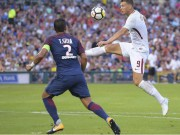 """PSG - AS Roma: 90 phút kịch chiến & """"đấu súng"""" cân não"""