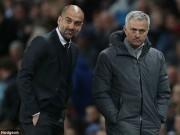 """MU đấu Man City: Mourinho """"ngọt nhạt"""" với Pep, """"chiến"""" sếp MU"""