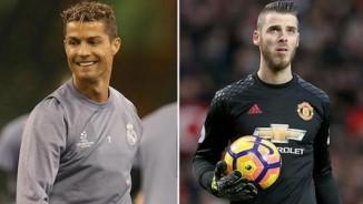 Real mưu cướp De Gea: Ronaldo cho MU nếm quả đắng
