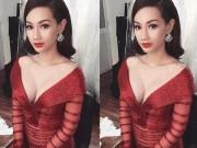 MC Quỳnh Chi ăn vận ngày càng táo bạo sau 2 năm ly hôn đại gia