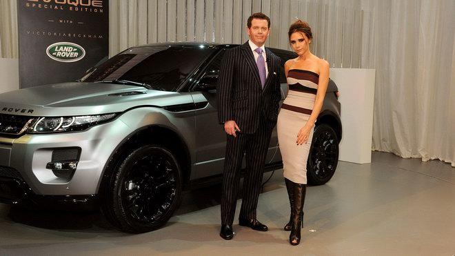 Victoria Beckham không thiết kế Range Rover Evoque bản đặc biệt - 2