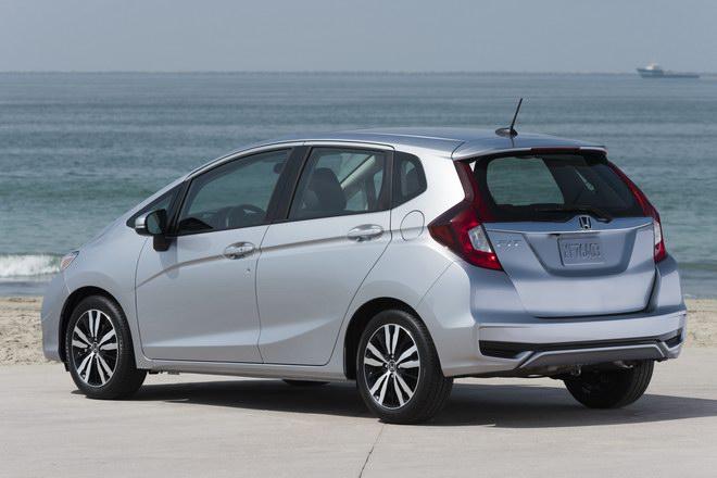 Honda Fit 2018 chính thức có giá từ 368 triệu đồng - 2