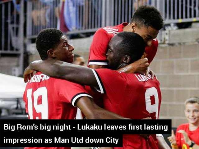 MU - Mourinho: Đừng vội mừng, đó chưa phải Man City mạnh nhất - 4