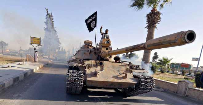 """Nhân chứng kể lại cảnh hãi hùng tại """"thủ đô"""" IS ở Syria - 3"""